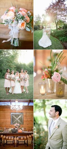 Georgia Plantation Wedding from Harwell Photography | Style Me Pretty