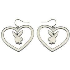Image result for playboy earrings