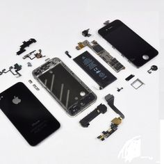 1dd458d535fe The iPhone 4 after a so-called teardown by iFixit. Teardown reports can  offer a glimpse into a company s manufacturing.    Labor costs