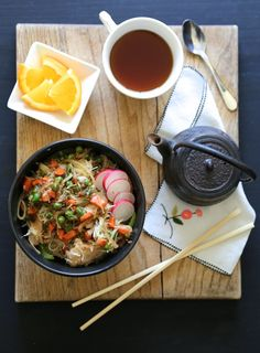 Kimchi, Pasta with bacon and Seeds on Pinterest