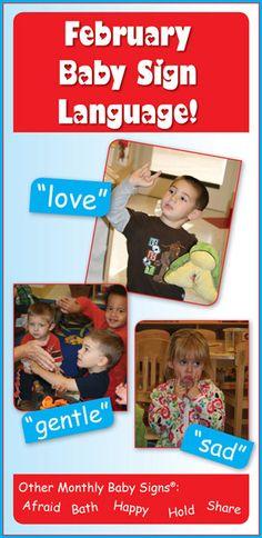 Baby Sign Language® on Pinterest | Baby Sign Language ...