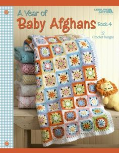 Leisure Arts - A Year of Baby Afghans, Book 4 eBook, $9.99 (http://www.leisurearts.com/products/a-year-of-baby-afghans-book-4-ebook.html)