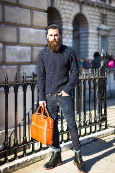Ricki Hall || Streetstyle Inspiration for Men! #WORMLAND Men's Fashion