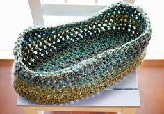 crochet Newborn baby cocoon photography prop by Stephyscrochet