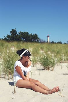 JennifHsieh | Cape May Adventures | Junk Food Clothing Tee | #summer #ootd #wiwt #outfit