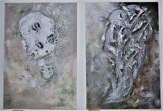 Hanna Kontturi art Visual Arts, Painting, Painting Art, Paintings, Painted Canvas, Drawings, Fine Art