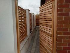 Individual Fence Slats | Slatted Screen Fencing
