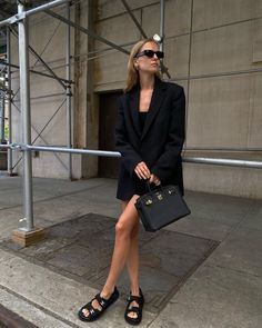 Look Fashion, Fashion Outfits, Womens Fashion, Fashion Trends, Marie Von Behrens, All Black Outfits For Women, Looks Style, My Style, Summer Outfits