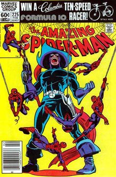 The Amazing Spider-Man #225 - February 1982