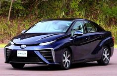 2016 Toyota Mirai USA Review and Specs - http://carusreview.tumblr.com/125662810872