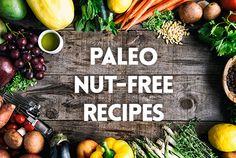Paleo nut-free recipes from Paleo Leap