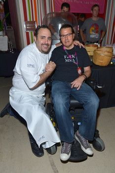 Rock 'n' Roll Chef Kerry Simon passed away at the age of 60
