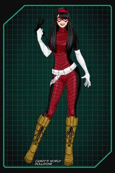 Mikasa Akerman ~ by Aredhel ~ created using the X-Girl ... X Men Girl Creator