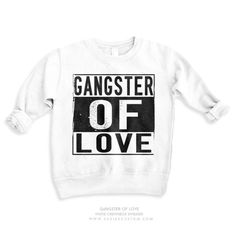 Gangster Of Love  #susiescustom