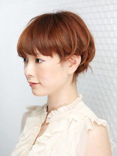 画像 : 【ショートヘア】着物に合う!オシャレなショートヘアのアレンジ - NAVER まとめ