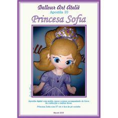 Apostila Digital nº 12 Princesa Sofia