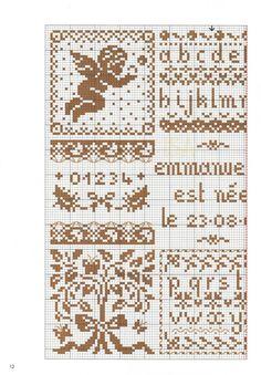 Gallery.ru / Фото #6 - DFEA HS 11 Samplers.pdf - Olechka54