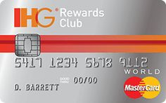 How To Earn and Use IHG Points - IHG Rewards Club Select Credit Card earns valuable IHG points