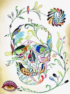 skull by ♦ F L F ♦