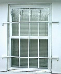 Protect your home with security windows.