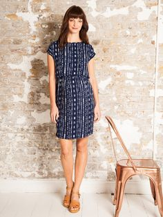52cd0a87426 Navy Maternity and Nursing Dress. Maternity Nursing DressNursing  WearMaternity FashionBreastfeeding ClothesAfter PregnancyDress MakingShort  Sleeve ...