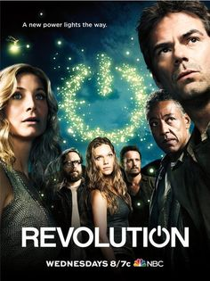 Revolution (TV Series 2012–2014)  I hear they are getting the boot.  Too bad.  I'm gonna miss Charlie and the gang.