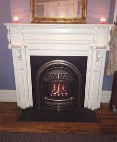 The Windsor gas fireplace offers a unique coal effect fire option creates a stunningly realistic fire reminiscent of Victorian England Fireplace Built Ins, Fireplace Inserts, Gas Fireplace, Fireplace Ideas, Fireplaces, Gas Insert, Victorian Fireplace, Vintage London, Victorian Fashion