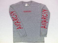 CONCRETE-EATER apparel T-shirt long sleeves