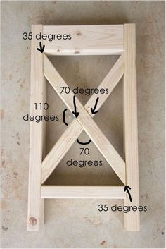 Woodworking is a job, for which one requires to work with precision and skill. Mistakes during woodworking may spoil the whole piece. In woodworking, there are some things, which should be done repeatedly. woodworking jigs are tools, Woodworking Projects Diy, Woodworking Furniture, Woodworking Bench, Diy Wood Projects, Fine Woodworking, Wood Crafts, Popular Woodworking, Woodworking Classes, Woodworking Organization
