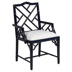 $745 chippendale chair | One Kings Lane