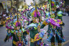 Desfile infantil de comparsas de Badajoz -