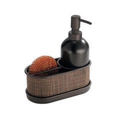 Soap Dispenser And Sponge Holder