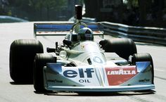 Montjuich 1975, Lella Lombardi , Only women to score in F1.. Half a point with the March 715