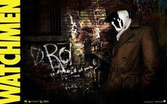 movies, Watchmen, DC Comics, Rorschach HD Wallpaper Desktop Background