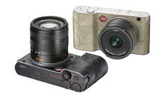 西陣織の老舗「細尾」のテキスタイルを纏った「ライカTスナップ」発売|Leica