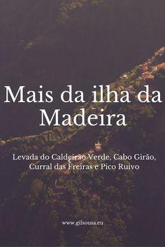 Mais outros pontos a visitar na ilha da #Madeira #Portugal