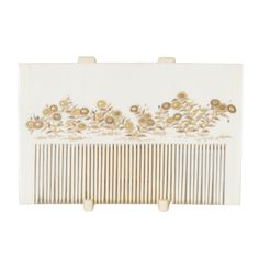 Ivory comb from Shibayama, a town located in Sanbu District, Chiba Prefecture, Japan, southeast of the city of Narita.