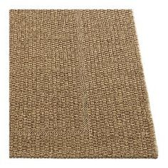 Indoor-outdoor rug...great for a house with dogs and boys