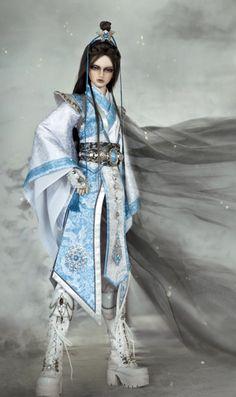 China Prince Hanfu Cosplay Costumes for Men
