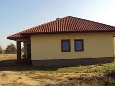 DOM.PL™ - Projekt domu HG-H3A CE - DOM AL1-01 - gotowy koszt budowy House Layout Plans, Family House Plans, House Layouts, Beautiful House Plans, Beautiful Homes, One Storey House, Home Fashion, Gazebo, Floor Plans