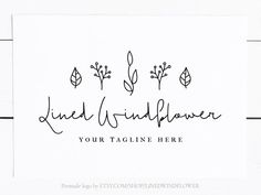 Your place to buy and sell all things handmade Blog Logo, Pin Logo, Handgezeichnetes Logo, Logo Fotografie, Logan, Small Business Quotes, Blogging, Hand Drawn Logo, Leaf Logo