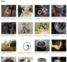 Thanks to Tanja Mischelle for the Etsy treasury feature! https://www.etsy.com/treasury/MTY5NTg3OTV8MjcyMTg5NTkyOQ/thistle?index=0=treasury_search_uid=
