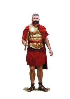 Римский военачальник (легат), вторая половина II века до н.э.