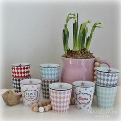 Love Spring ♥ Happy Mugs Krasilnikoff www.puurmooiwonen.nl