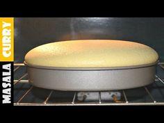 Vanilla Sponge Cake | Chiffon Cake Recipe | Simple Cake Recipe - YouTube