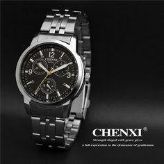$8.09 (Buy here: https://alitems.com/g/1e8d114494ebda23ff8b16525dc3e8/?i=5&ulp=https%3A%2F%2Fwww.aliexpress.com%2Fitem%2FHigh-Quality-3-Eyes-Shockproof-30m-Waterproof-Full-Stainless-Steel-Quartz-Dress-Wristwatches-Wrist-Watch-for%2F32694791043.html ) High Quality 3 Eyes Shockproof 30m Waterproof Full Stainless Steel Quartz Dress Wristwatches Wrist Watch for Men Women for just $8.09