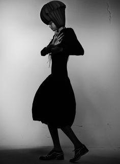 Molly Bair 'Best New Romantics' by Nick Knight for V Magazine 9