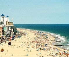 Ocean City, Maryland - Beautiful, Family Friendly Beach