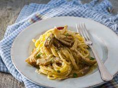 Tonnarelli con carciofi, cacio e pepe : Scopri come preparare questa deliziosa ricetta. Facile, gustosa e adatta ad ogni occasione. Questo primo ha un tempo di preparazione di 30 minuti.