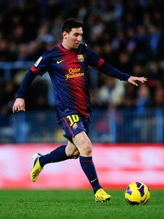 Lionel Messi the best player of soccer in the world ( Dukester's Favorite player)
